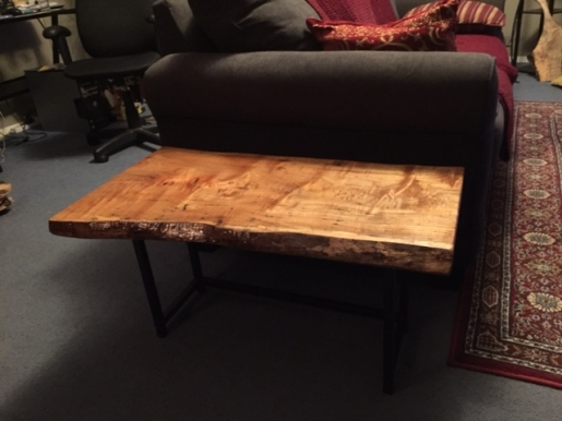 Beautiful Maple Side Table